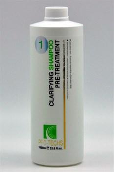 PRO-TECHS Keratin шампунь глубокой очистки кератин - фото 5769