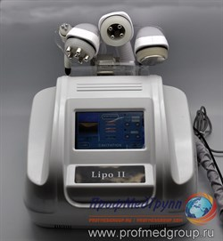 Аппарат для коррекции фигуры LIPO 2. Кавитация, вакуумный массаж, RF, BIO - фото 5847
