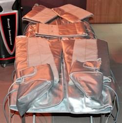Аппарат прессотерпии и ИК сауна «KMS-P4»