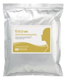 Маска моделирующая для возрастной кожи с ионами золота (Gold plus modeling mask) - фото 6117