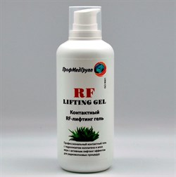 Гель для RF лифтинга с коллагеном и алоэ вера RF Lifting Gel 500мл - фото 7510