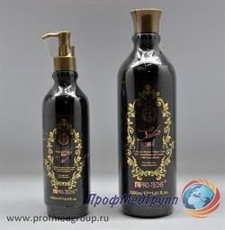 Кератин для волос купить. Выпрямление и лечение волос.Pro-Techs Keratin Premium 2.1. 500мл - фото 8626