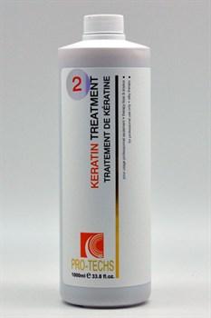 PRO-TECHS Keratin. Бразильский кератин для выпрямления волос. - фото 5770