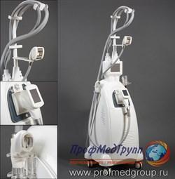 Аппарат для коррекции фигуры: LPG, кавитация, RF. Velashape V9 - фото 5874