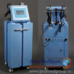 Аппарат SlimProfi - УЗ липосакция, вакуумный массаж, аппарат RF лифтинга, микротоки - фото 5879