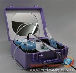 Переносной аппарат вакуумного гидро пилинга купить Water Oxygen Jet Peel mini - фото 5899