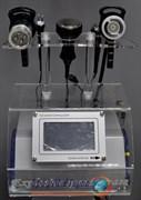 Вакуумный аппарат ультразвуковой кавитации и RF лифтинга 5 в 1