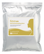 Маска моделирующая для возрастной кожи с ионами золота (Gold plus modeling mask)