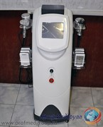 Аппарат Lipo-L RF лифтинга, кавитации, вакуумного массажа, и лазерного липолиза